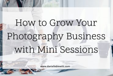 How to Grow Your Family Photography Business with Mini Sessions